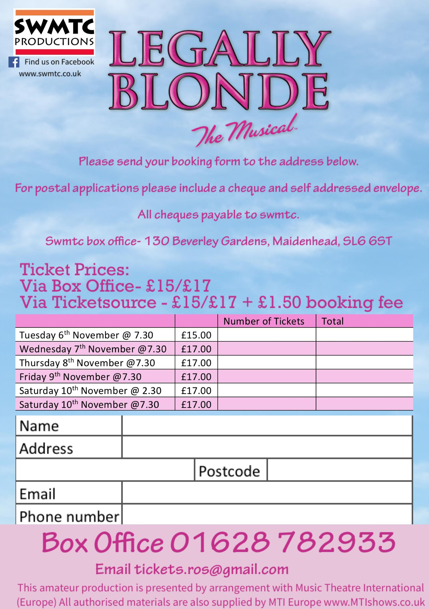 Legally Blonde - Box Office